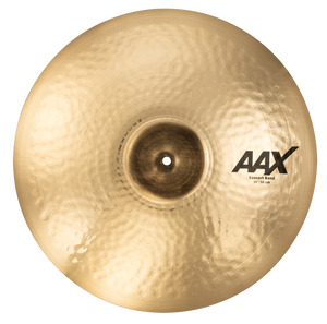 "SABIAN 20"" AAX Concert Band Single Brilliant Finish Cymbal 22021XC/1B"