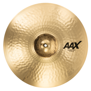 "SABIAN 20"" Medium Crash AAX Brilliant Finish Cymbal 22008XCB"