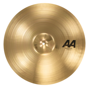 "SABIAN 20"" AA Medium Ride Brilliant Finish Cymbal 22012B"