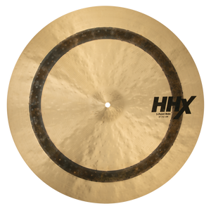 "SABIAN 21"" HHX 3-Point Ride Cymbal 12118XNJD"