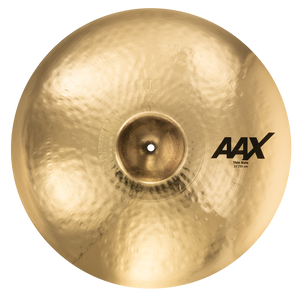 "SABIAN 22"" Thin Ride AAX Brilliant Finish Cymbal 22210XCB"