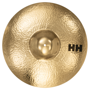 "SABIAN 22"" HH Power Bell Ride Brilliant Finish Cymbal 12258B"