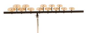 SABIAN High Crotale Set (13) With Bar Cymbal 50403H