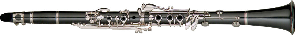 STAGG Bb Clarinet, ABS body, Boehm system, silver plated LV-CL5101