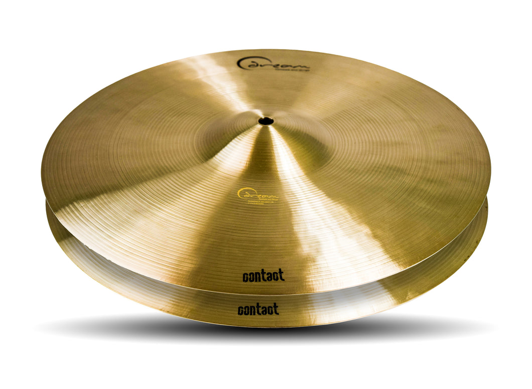 Dream Cymbals C-HH15 Contact Series 15