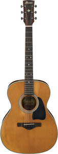 Ibanez AVC11ANS - 6 string Artwood Vintage guitar - Antique Natural Semi Gloss AVC11ANS
