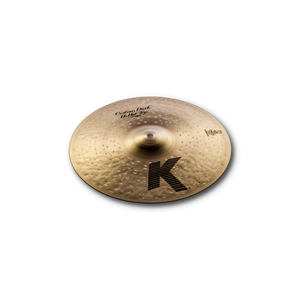 "Zildjian 14"" K Custom Dark HiHat - Top K0944"