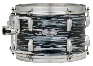 "Pearl Music City Custom Masters Maple Reserve 22""x16"" Bass Drum CLASSIC BLACK OYSTER MRV2216BX/C495"