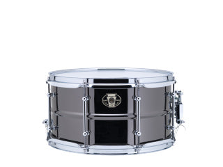 Ludwig 7X13 BLACK MAGIC Snare Drum W/CHROME LW0713C