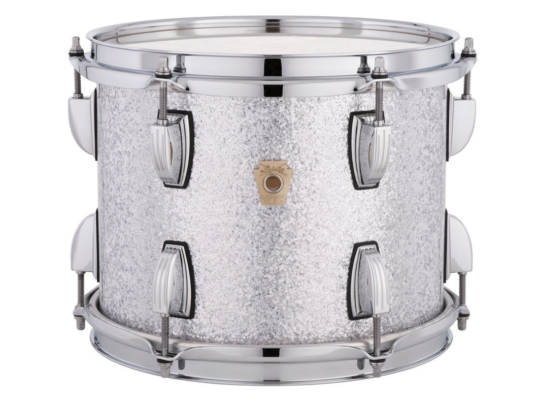 Ludwig 14X20 BASS DRUM-Classic Maple Silver Sparkle Drum Shell Pack LB840XX0S