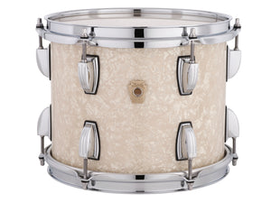 Ludwig 14X20 BASS DRUM-Classic Maple Vintage White Marine Drum Shell Pack LB840XXNM