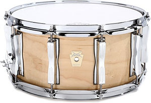 Ludwig 6.5X14 Classic Maple Snare Drum -Natural LS403XX0N