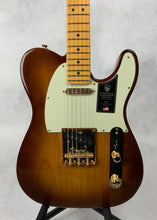Load image into Gallery viewer, Fender 75th Anniversary Commemorative Telecaster - 2-tone Bourbon Burst