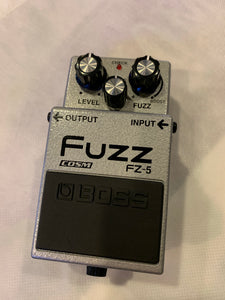 BOSS FZ-5 Fuzz effects pedal