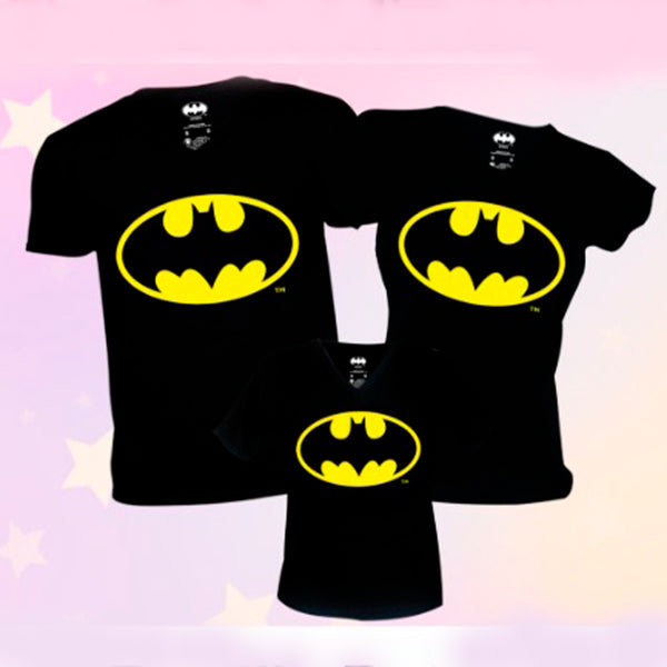 Camiseta Familia Batman