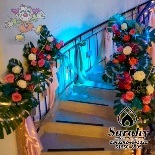 Decoración De Escalas