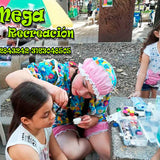 Paquete recreativo Mega Divertido