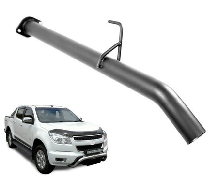 Eliminator Pipe for Holden Colorado RG 2.8lt Turbo Diesel (2012 - 2019 Models) – Beast Unleashed Performance Exhausts