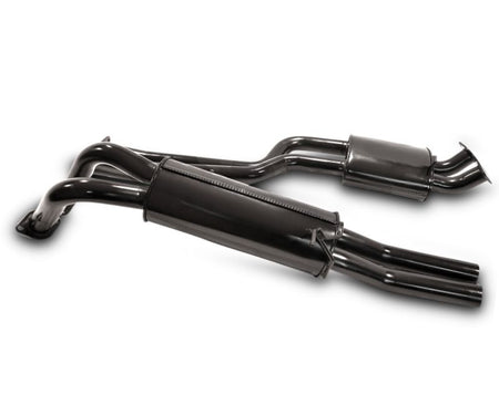 "2.5"" Performance Exhaust System for BA XR6T, XR8 Ford Falcon Ute – Beast Unleashed Performance Exhausts"
