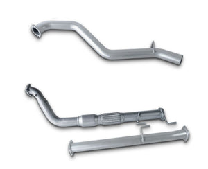"3"" Turbo-Back Stainless Steel Exhaust System for 3.0lt Turbo Diesel Toyota Hilux KUN26R (03/2005 - 2019 Models) – Beast Unleashed Performance Exhausts"