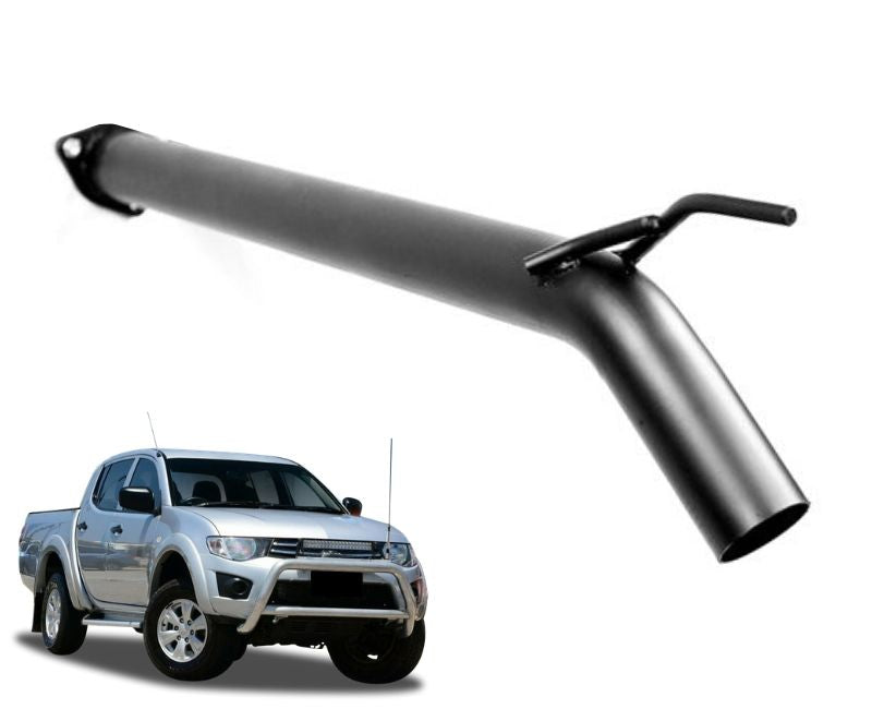 Eliminator Pipe for Mitsubishi Triton ML / MN 2.5lt Turbo Diesel (2007 - 2016 Models) – Beast Unleashed Performance Exhausts