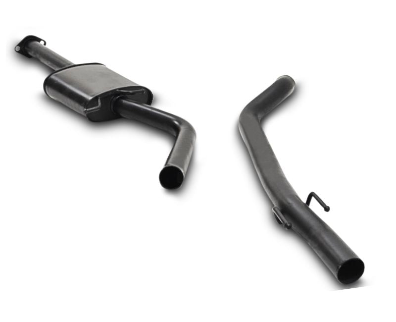 "2.5"" Performance Exhaust System for 6 Cylinder VY Holden Commodore Series 3 Sedan (Racing System) – Beast Unleashed Performance Exhausts"