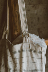 Beach Bag V3 - Rustic Lines