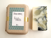 Load image into Gallery viewer, Four Trees Handmade Soap