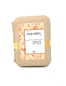 Cinnamon Spice Handmade Soap *LIMITED EDITION*