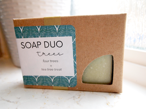 Trees Soap Duo