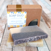 Load image into Gallery viewer, Calming Soap Duo