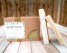 Load image into Gallery viewer, Citrus Soap Duo