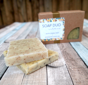 Citrus Soap Duo