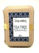 Load image into Gallery viewer, Tea Tree Treat Handmade Soap