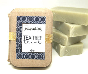Tea Tree Treat Handmade Soap