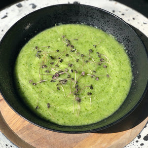 Cucumber & Melon Gazpacho (Vegan & GF) - Friday Only