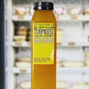 Vitality - Ginger | Turmeric | Honey