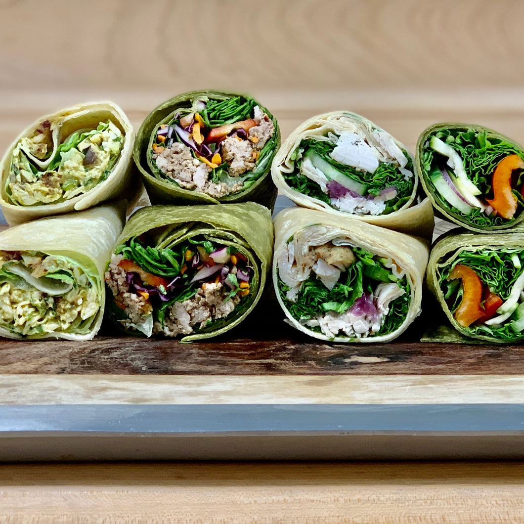 Chicken Gyro Wrap - Friday Only