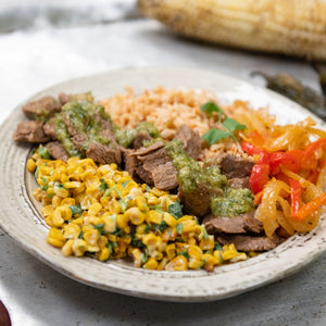 Steak Fajita Bowl - (GF + DF)