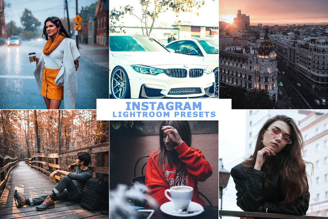Instagram Lightroom Presets