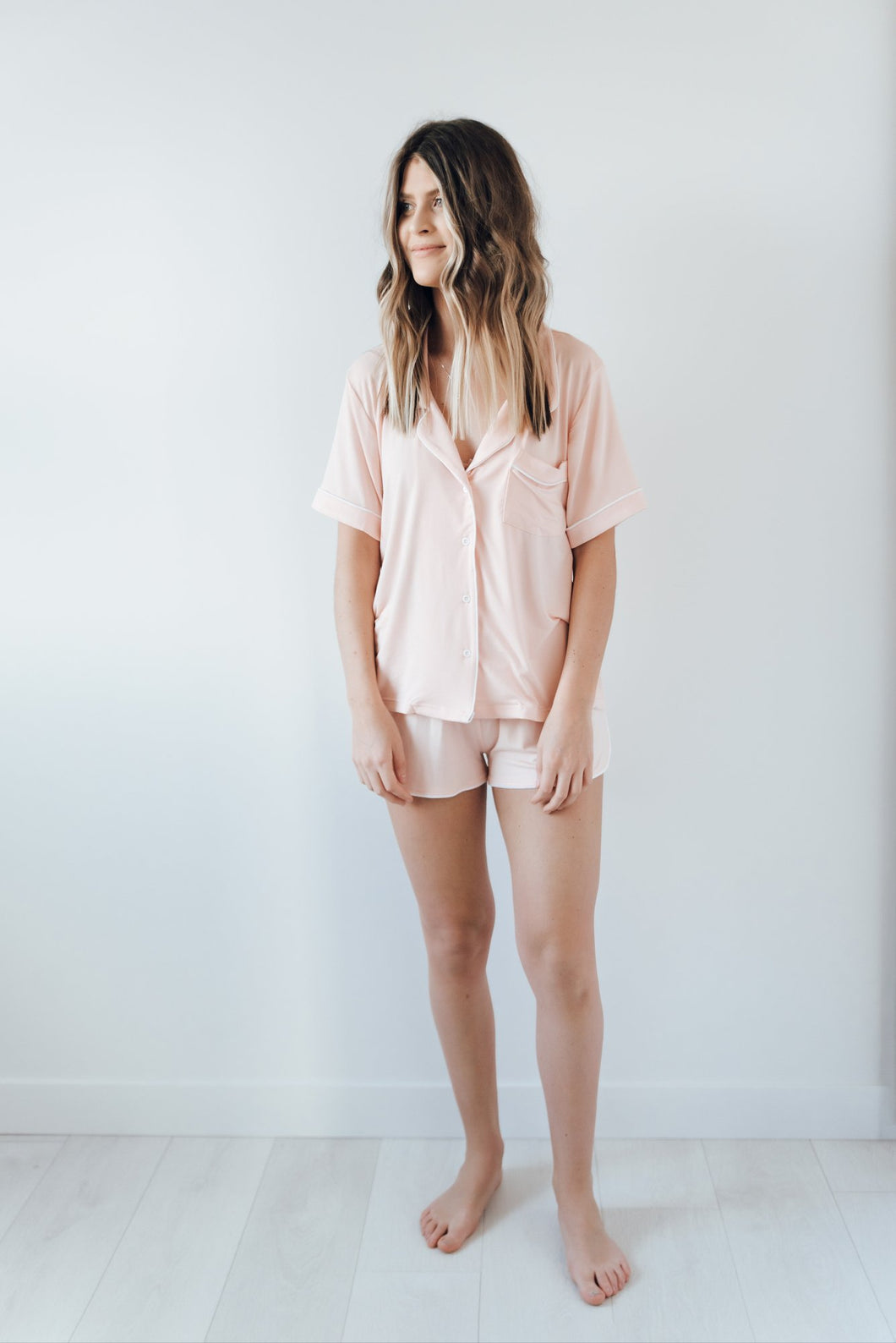 Riot Theory Pink Harper PJs