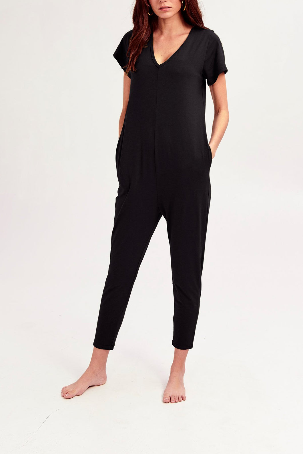 Smash & Tess Sunday Romper in Black