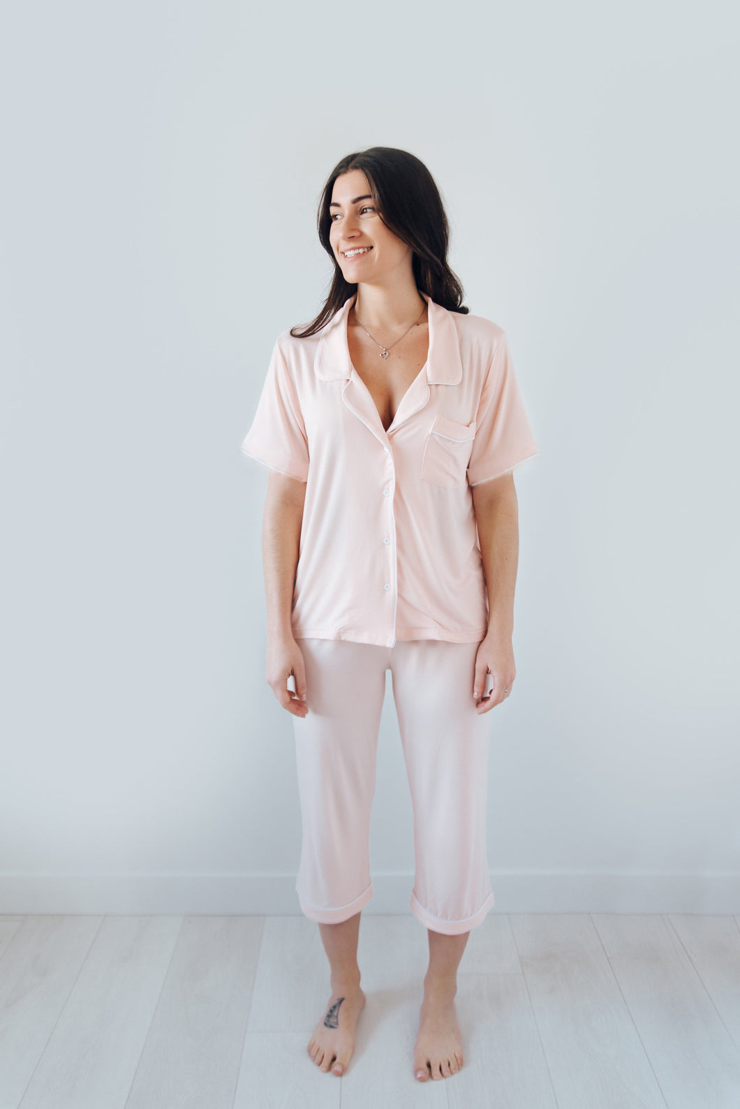 Riot Theory Pink Easton PJs