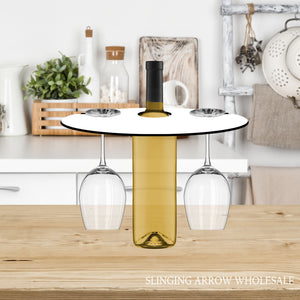 2 Glass Wine Caddy