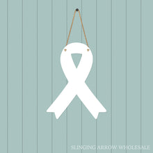 Load image into Gallery viewer, Awareness Ribbon Door Hanger