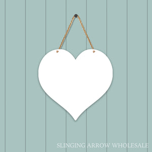 Heart Door Hanger