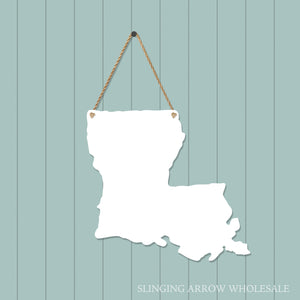 Louisiana Door Hanger