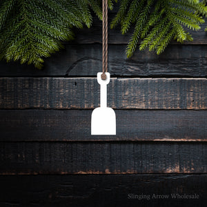 Shovel Ornament Attachment