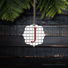 Load image into Gallery viewer, Squared Chic Ornament