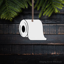 Load image into Gallery viewer, Toilet Paper Ornament